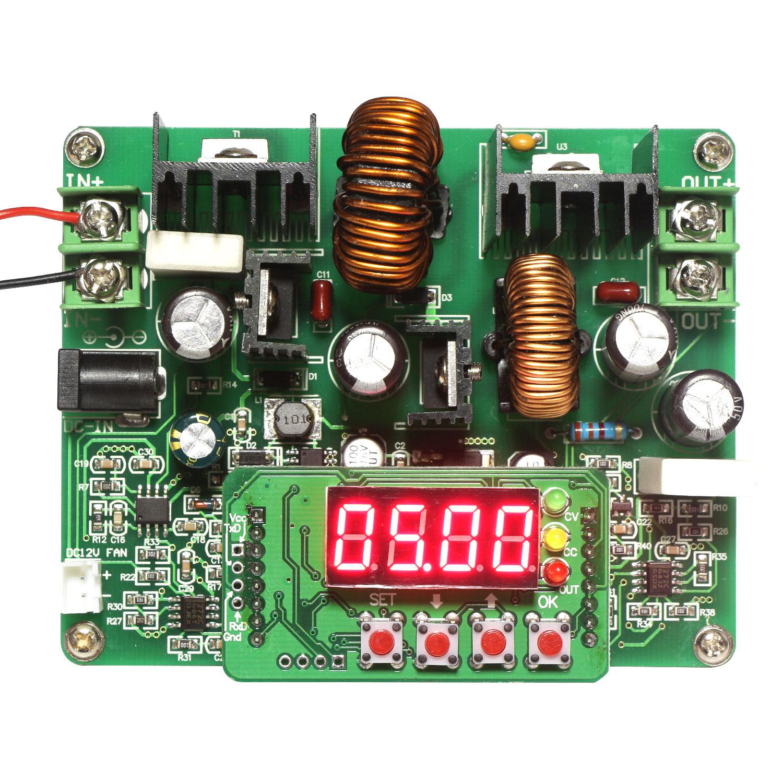 240W NC Voltage Regulator Buck Boost Converter DC 10~40V to
