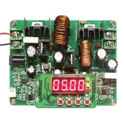 240W NC Voltage Regulator Buck Boost Converter DC 10~40V to 0~38V 6A Power Supply Module DC12V 24V Adapter/Driver