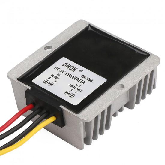 Power Supply Module DC 12V(8V~20V) to 12V 4.5A 48W Auto Buck Boost Converter/Voltage Regulator/Power Adapter/Driver Module