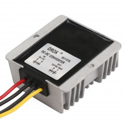 120W Boost Voltage Regulator DC 5V~11V to 12V 10A Step-Up Power Supply Module/Car Converter/Power Adapter/Driver Module