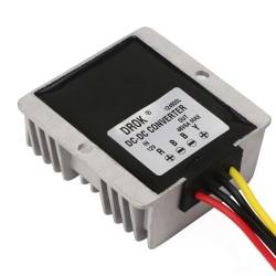 288W Car Converter DC 12V (9~30V) to 48V 6A Boost Voltage Regulator/Power Supply Module/Power Adapter/Driver Module Waterproof