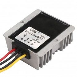 240W Buck Converter DC 48V(30~60V) to 24V 10A Step Down Converter/Voltage Regulator/Power Adapter/Driver Module Waterproof