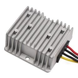 120W Car Adapter DC 60V(20V~72V) to 12V 10A 120W Buck Converter/Power Supply Module/Voltage Regulator/Driver Module Waterproof