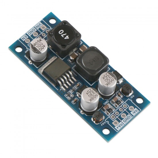 Dual Output Power Supply Module DC 4.8~40V to  ±15V Power Converter/Voltage Regulator/Adapter/Driver Module