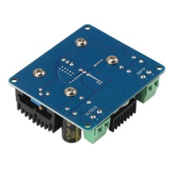 100W DC Boost Converter,  High Power Converter DC 10~32V to 15~35V 6A Boost Power Supply Module/Adjustable Voltage Regulator DC 12V 24V Adapter