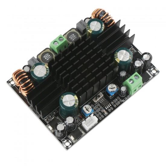 Audio Amplifier DC 12V 24V Subwoofer Amplifier Board TPA3116D2 150W High Power Pure Bass Car Amplifier Module