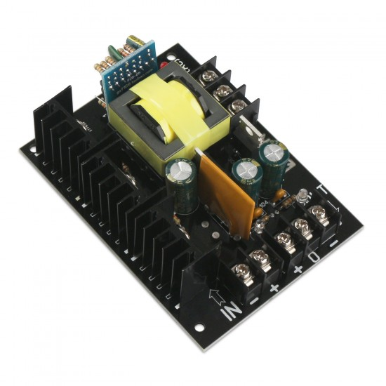150W Power Supply Module Audio Speaker Conversion Refit DC to DC/AC Power Supply Board DC 12V To Dual output 15V Adapter