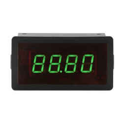 Digital Temperature Meter -67 ~257 Fahrenheit Thermometer DC 12V 24V Panel Meter Monitor/Tester for Water/Air/Indoor/Outdoor etc