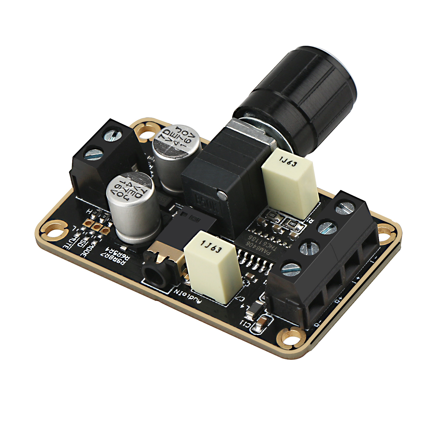 5W Audio Amplifier Module, Digital Amplifier DC 5V HIFI Class D