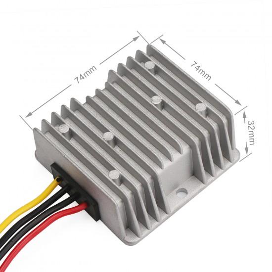 360W Step Down Power Supply Module/Car Adapter DC 24V to 12V 30A Buck Voltage Regulator/Power Converter/Driver Module Waterproof
