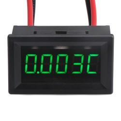 Digital Tester 4 in 1 Voltmeter/Ammeter/Power Meter/Capacity Meter DC 12V Battery Protector/Detecter + Battery Over/lower voltage alarm