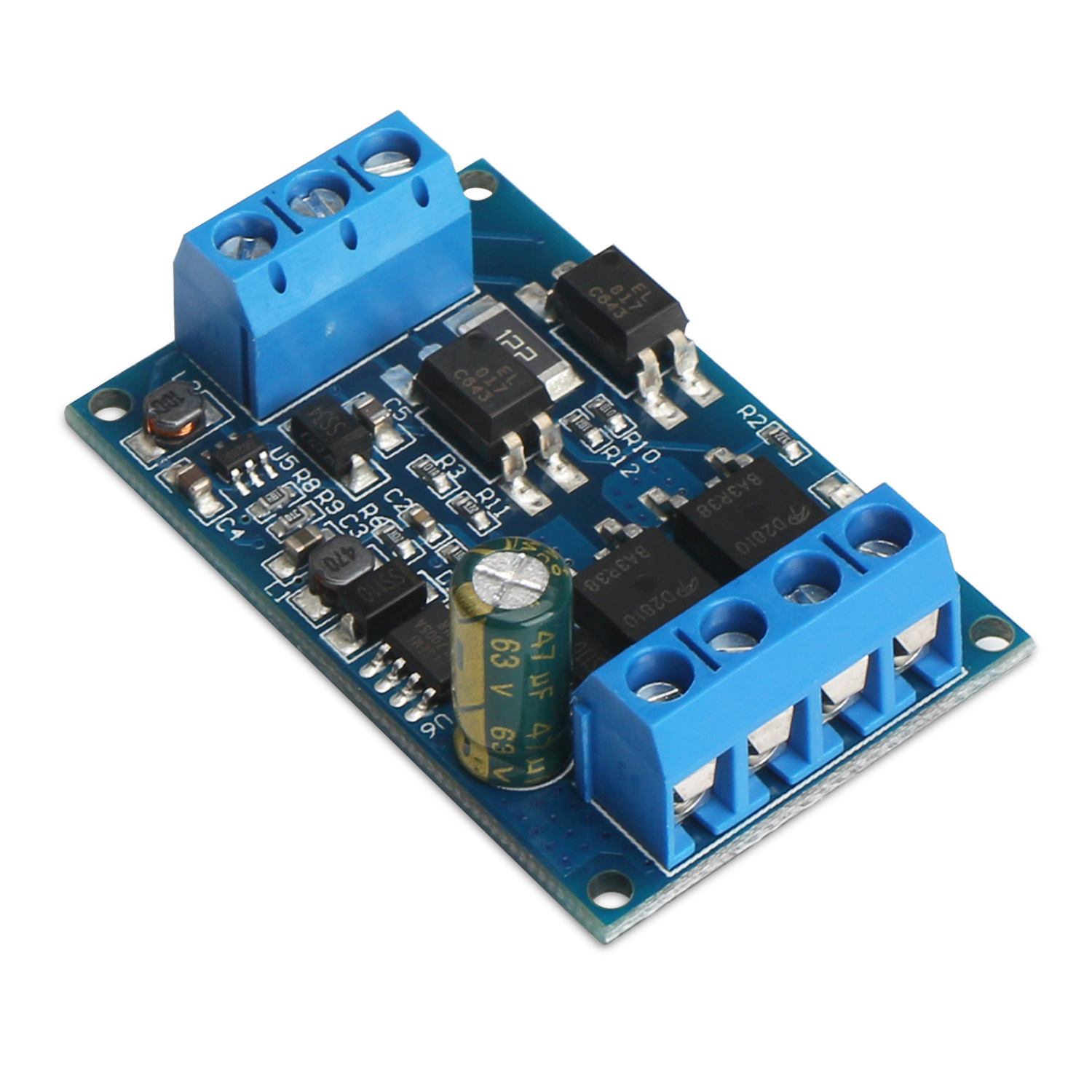 600w Pwm Controller Dc 4v 60v Electronically Controlled