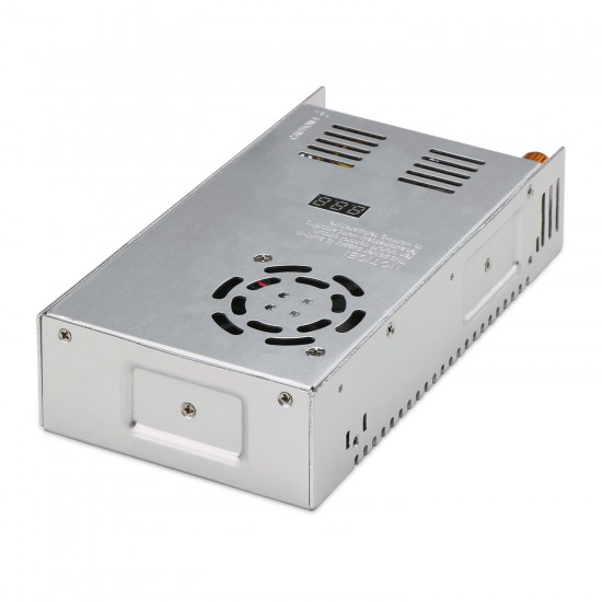 480W AC Power Supply, Switching  AC110~220V to DC0 ~ 48V 10A Led Display Adjustable Voltage Regulator DC 12V 24V Power Adapter/Driver