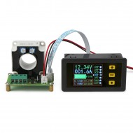 Digital Tester DC 10~90 V/100A Multifunction Voltage/Current/Capacity/Power/Coulometry/Time Display Panel Meter Monitor Meter