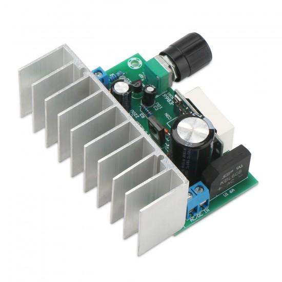 LM317 Digital Display Adjustable Power Supply Module DC 3V~ 35V (AC 28V) to DC 1.25~32V Voltage Regulator/Driver Power Supply