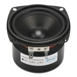 15W Full-range Speaker 3 inches 4 ohms HI-FI Stereo Speakers Unit Antimagnetic Speaker Satellites good audio sound
