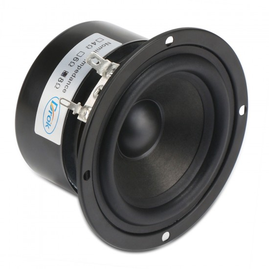 DIY Audio Speaker 3 inches 8 ohms Full-range speaker 15W Antimagnetic Speaker unit Stereo Loudspeaker for multimedia speakers