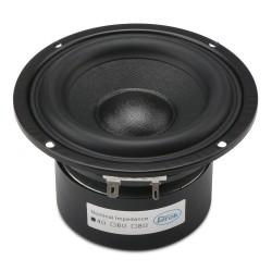 4-inch 4 ohms Audio Speaker Hi-Fi Subwoofer Speaker Audio Bass Loudspeaker 40W Antimagnetic Speaker for DIY speakers