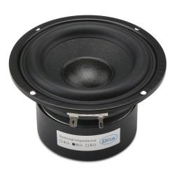 40W Loudspeaker 4-inch 6 ohms Audio Speaker Hi-Fi Subwoofer Speaker Bass Antimagnetic Speaker for DIY speakers