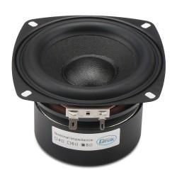 Stereo Loudspeaker 40W Woofer Speaker/Audio Speaker 4-inch 8 ohms Subwoofer Speaker Bass Speaker Antimagnetic for DIY speakers
