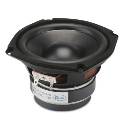 40W Woofer Speaker Double magnetic Speaker 4.5-inch 4 ohms Hi-Fi Shocking Bass Speaker Audio Loudspeaker for DIY speakers
