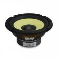 35W Audio Speaker 6.5 inch HI-FI Stereo Woofer Loudspeaker  4 ohms Mid Bass Woofer Speaker  for DIY Speakers