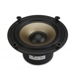 50W Bass Audio Speaker HI-FI Stereo Subwoofer Loudspeaker Unit 6.5 inches 8 ohms Woofer Speaker for Music Lover DIY Speakers
