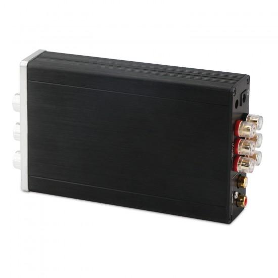 TPA5613 Hifi 2.1 Audio Amplifier 75W*2+150W Subwoofer Digital Audio Power Amplifier Aluminum Amplifier
