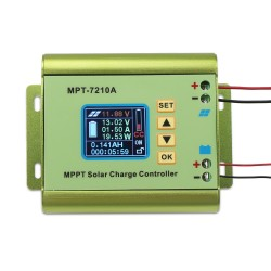 600W MPPT Power Supply Module DC 12~60V to 24V/36V/48V/60V/72V Adjustable Voltage Regulator/solar Controller/Boost Adapter