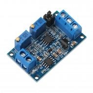 Power Supply Module 4 ~20mA to 0~3.3V/5V/10V Current to Voltage Converter Signal Conversion Module DC 12V 24V Voltage Transmitter