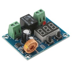 Power Supply Module XH-M609 DC 12-36v Battery Charger Control Module Battery Charging Control Switch Protection Board