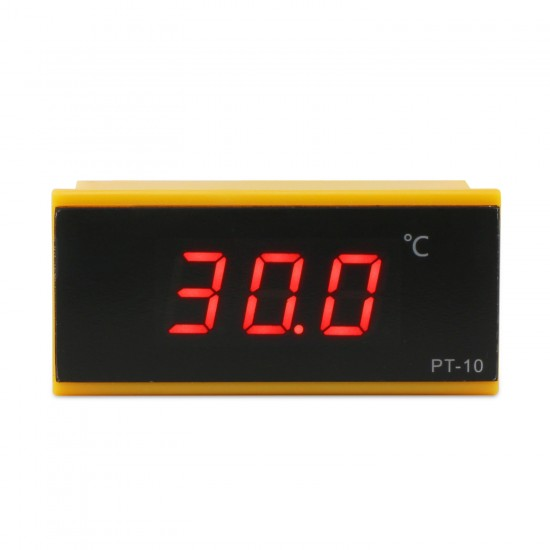 Digital Meter DC12V Thermometer -50~120 Celsius Degrees Led display Digital Temperature Meter for Car/Water/Air/Indoor/Outdoor