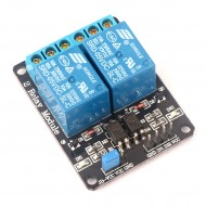 5V 2-Channel Relay Interface Board for Arduino TTL ARM DSP AVR Electronic for Arduino Electronic