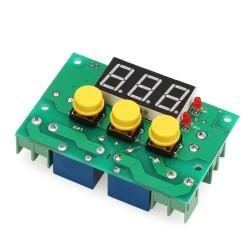 -50-110°c Digital Temperature Control AC 220V Thermostat Temp Sensor Auto Switch with NTC Sensor