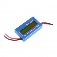 Digital Meter DC 0~60V/100A Power Meter LCD Display Voltage/Current/Power/Battery Analyze Watt Meter Multifunction Analyzer