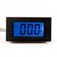 DC 0~100A Digital Panel Ammeter DC Digital Current Meter LCD Display+shunt