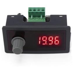 4-20mA Signal Source DC 12V 24V Signal Generator Constant Current Source 0.01mA Function Generator Stepless fine Adjustment