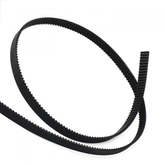 2GT GT2 MXL Timing Belt Width 6mm Synchronous Belt Opening Teeth Belt 3D printer/packing machinery/conveyor etc