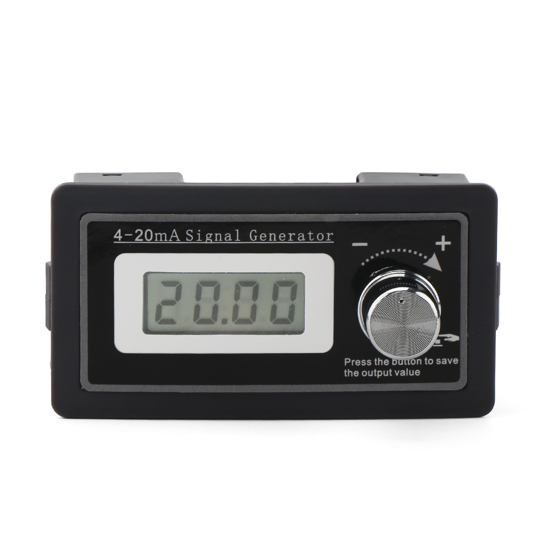 4~20mA LCD Signal Generator DC15-30V Current Transmitter