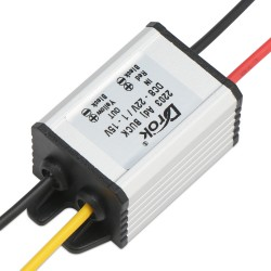 DC to DC 8-22V to 1-15V 12V 5V Buck Voltage Regulator Mini Adjustable Step Down Converter Module