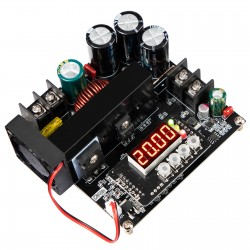 Digital Step Up Volt Regulator DC 8V-60V to DC 10V-120V 15A 900W Numerical Control Boost Converter Automate Power Supply Module