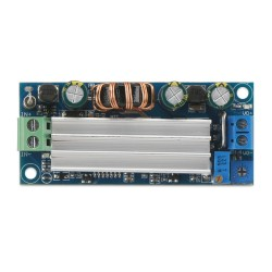 Mini Boost Converter, 100W Power Supply Module DC 2~14V to 3~30V 4A Boost Converter/Voltage Regulator DC 12V 24V Adapter/Driver Module