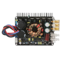 DC  Boost Converter, Power Supply Module DC 9~16V to -/+ 22V~35V or -/+ 15V Adjustable Regulator/Adapter Push-pull Amplifier Power Module Audio DIY