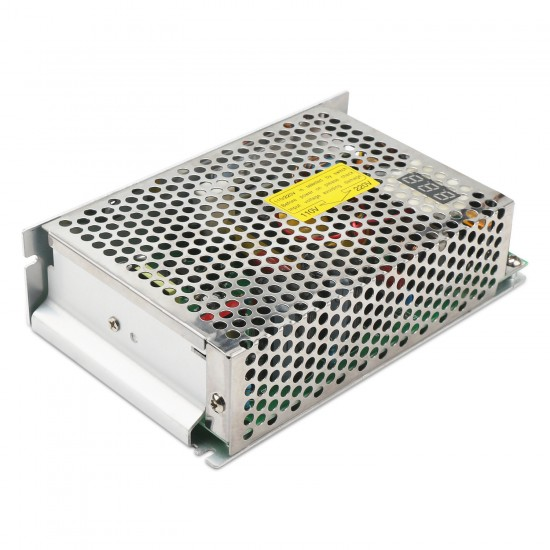 150W AC Power Supply, Switching AC110/220V to DC 0~24V 6A Buck Convertter/Adjustable Regulator DC 5V 12V 24V Adapter/Driver