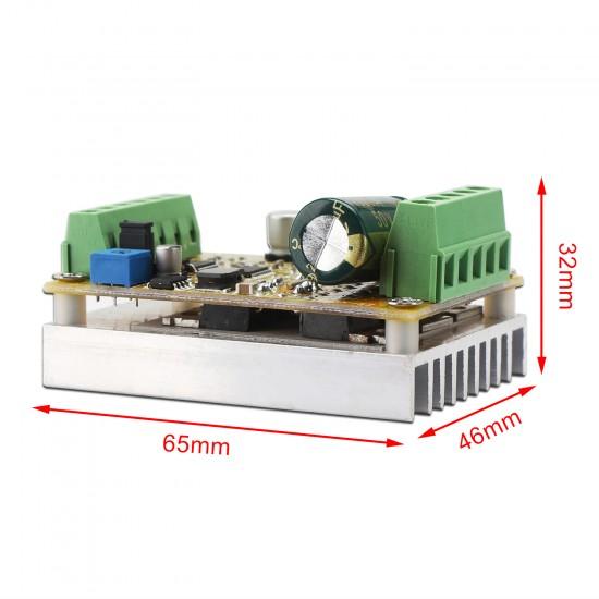 350W Brushless Motor Controller DC 6.5-50V 16A Three-phrase Brushless Motor Driver/PWM Control Module for E-bike/E-scooter/Hard etc