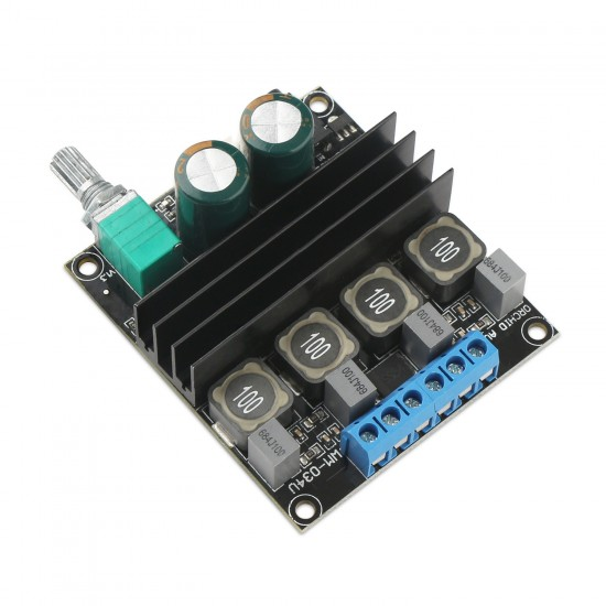 TDA3116D2 High Power HIFI Stereo Digital Dual Channel 2.0 DC 10-25V Power Amplifier Module