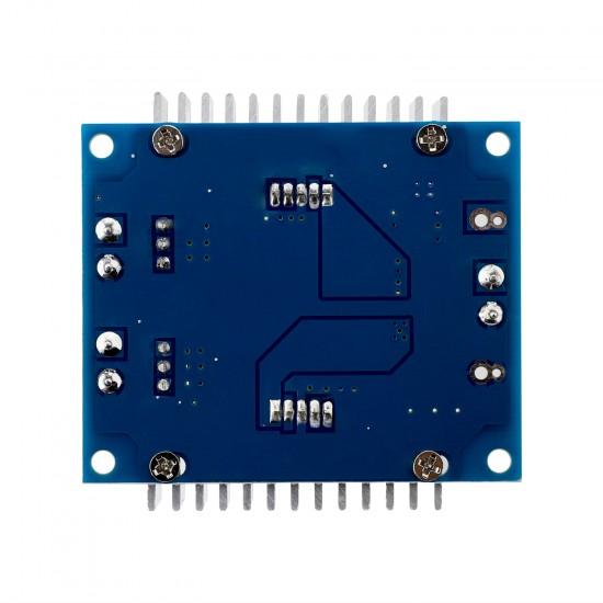 Adjustable DC Power Supply Module DC 5V~40V to 1.25V~35V 3A 20W Dual-way Output Buck Regulator