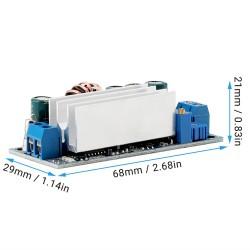 60W Power Supply Module DC 5~30V to 0.5~30V Automatically Boost/Buck Voltage Regulator DC 5V 12V 24V Adapter/Driver/Charger