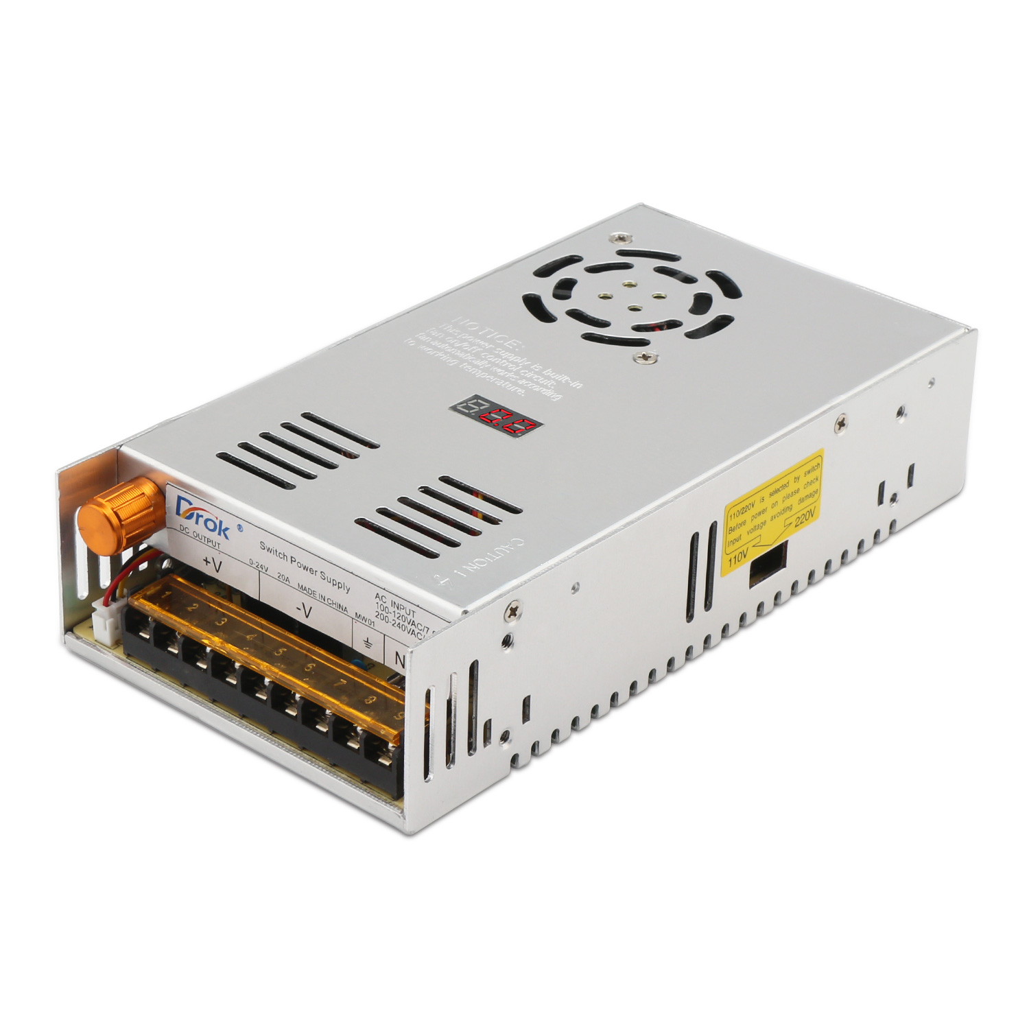 480w Ac Power Supply Digital Switching Power Supply Ac