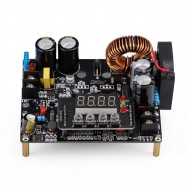 Power Supply Module DC10V~75V to 0~60V 12A 720W Buck Converter/Voltage regulator CNC Control Module DC 12V 24V 36V 48V Adapter